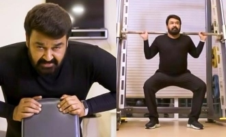 Watch: Mohanlal hits the gym, latest workout video turns viral!