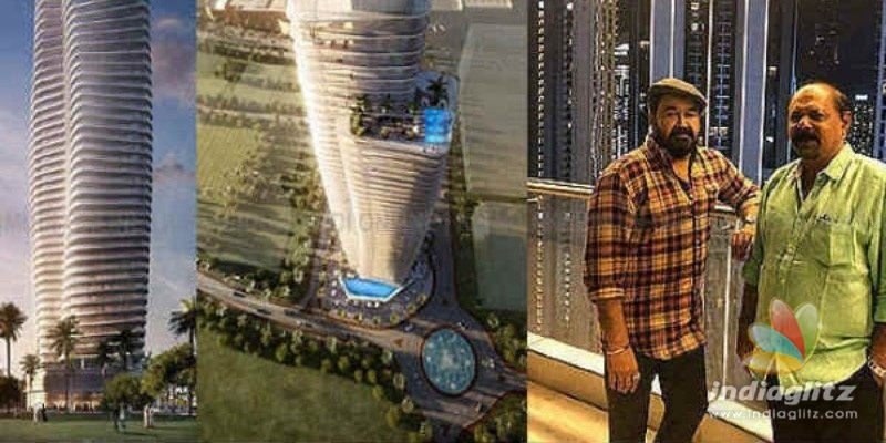 Mohanlal buys a brand new luxury apartment in Dubai