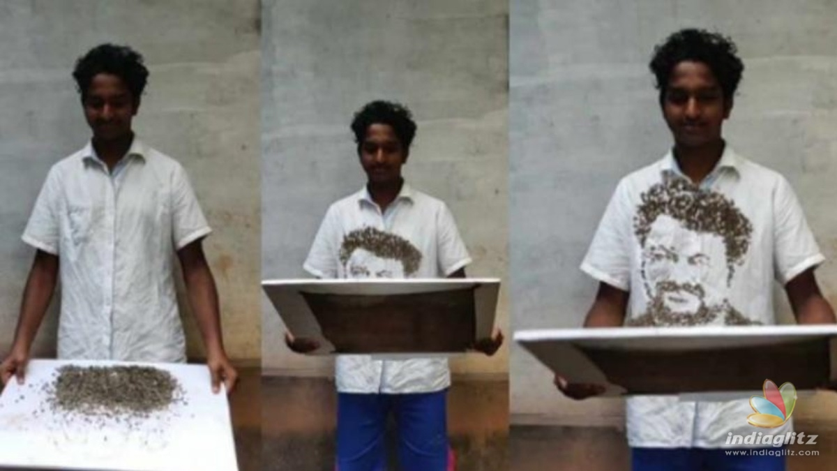 Watch: Mohanlal appreciates this sensational young talent