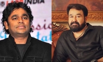 AR Rahman to share screen space with Mohanlal?