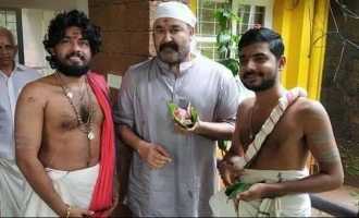 Mohanlal undergoes ayurveda treatment