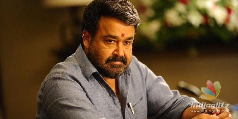 Mohanlal lends a helping hand for Tamil Nadu