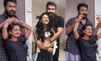 Drishyam star Esther Anil pens a heartfelt note for Mohanlal