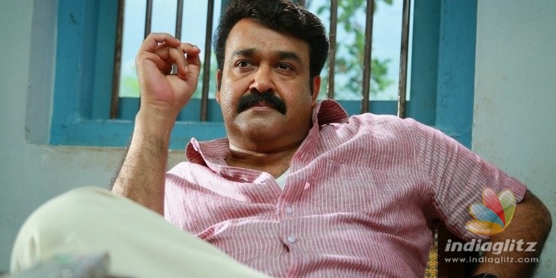 Mohanlal is back to his old look!