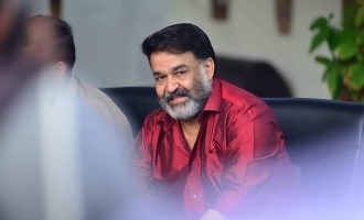 Mohanlal looks dapper in the latest photoshoot