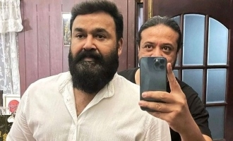 Bro Daddy: Is this Mohanlal's new look?