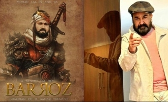 Mohanlal's directorial debut 'Barroz' gets BIGGER!