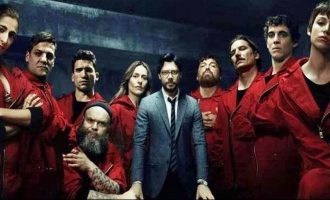 Money Heist Team makes an important announcement!