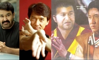 Sad news for Mohanlal-JackieChan's 'Nair San' fans