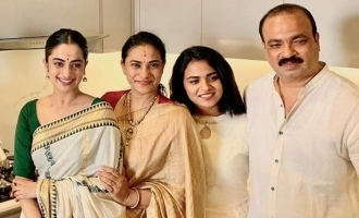 Actress Namitha Pramod shares a happy news!