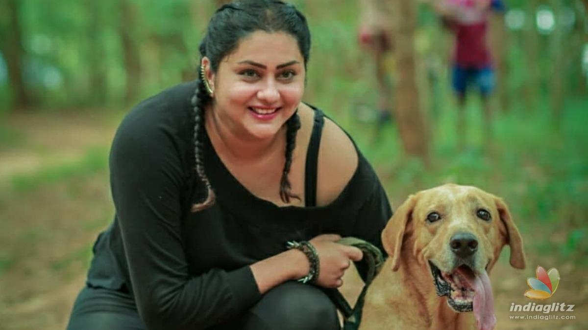 Namitha picks Prithviraj as her favorite Malayalam actor!