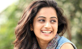 Namitha Pramod shoots at Men's hostel