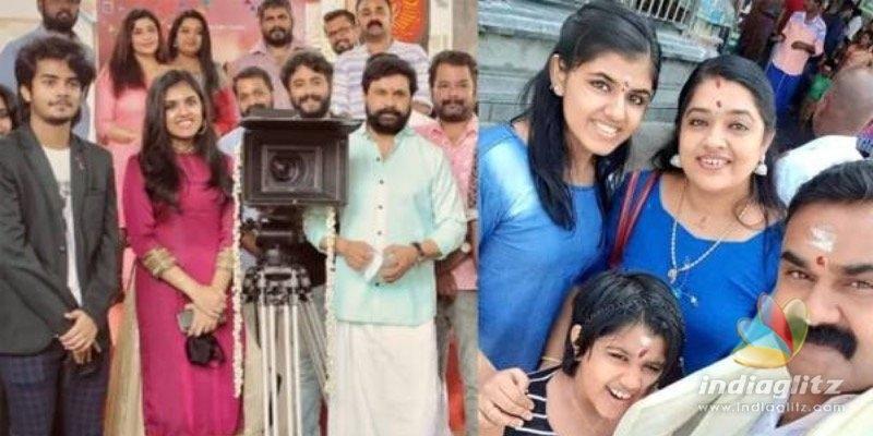 Popular celeb couples daughter to make her heroine debut
