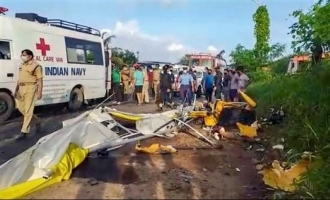 Two killed in glider crash at Kochi