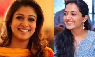 Manju Warrier has all praises for Nayanthara