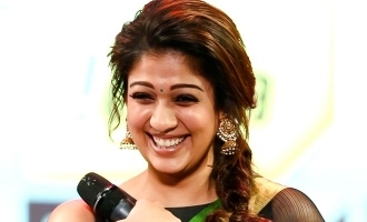 Nayanthara is in all smiles in this throwback video!