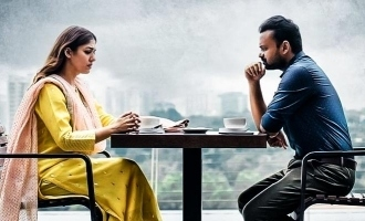 Nizhal: Nayanthara and Kunchacko Boban's brand new poster released!