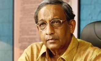 Legendary actor Nedumudi Venu passed away