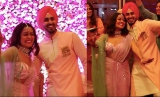 Popular singers get engaged; video go viral