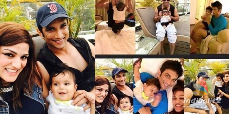Heres how Sushants 5-year-old nephew reacted to his death