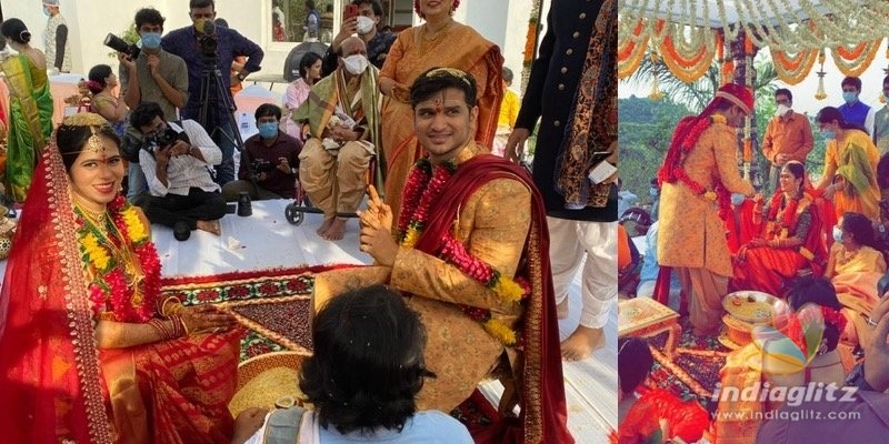 Popular actor Nikhil Siddharth enters wedlock
