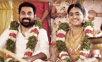 Suraj Venjaramoodu and Nimisha are a couple again!