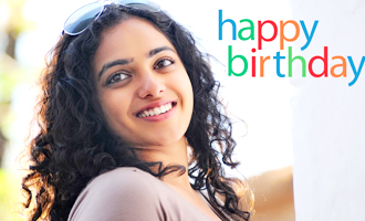 'Nithya Menon' celebrates b'day