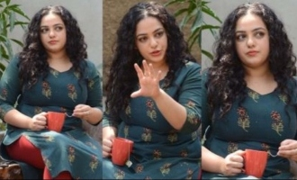 Nithya Menon opens up on body-shaming