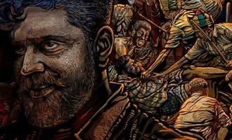 Nivin Pauly looks stunning in Thuramukham poster