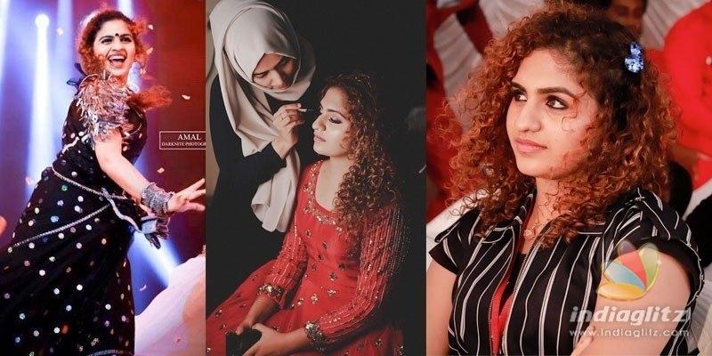 Oru Adaar Love fame Noorin Shereef is a busy girl!