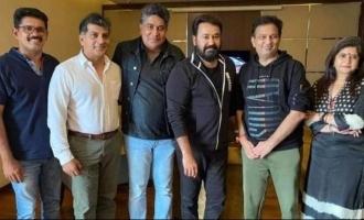 Mohanlal and 'Odiyan' director VA Shrikumar reunite for a Bollywood movie