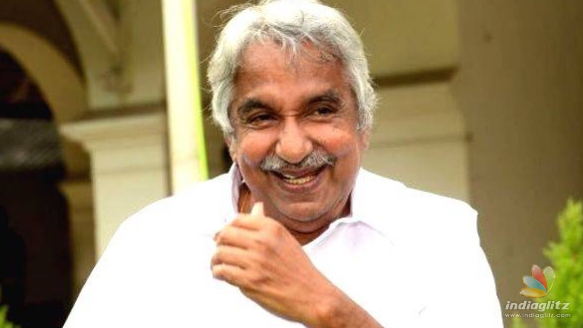 VIRAL: Little boy imitates Former CM Oommen Chandy; Leader bursts out laughing