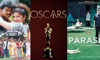 Oscar winner 'Parasite' inspired by VIJAY film, claims fans!