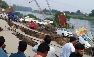 Pakistan earthquake 20 Killed and Hundreds Injured