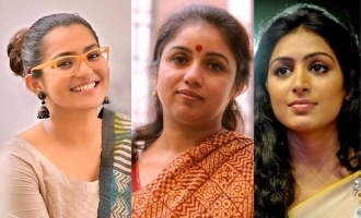 """Edavela Babu sets a dangerous example,"" Revathy and Padmapriya"