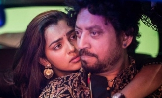 Parvathy's heartfelt note for actor Irrfan Khan