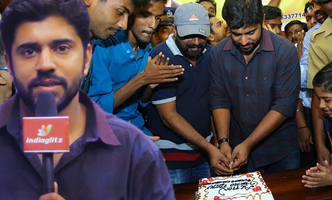 Action Hero Biju Success Celebration