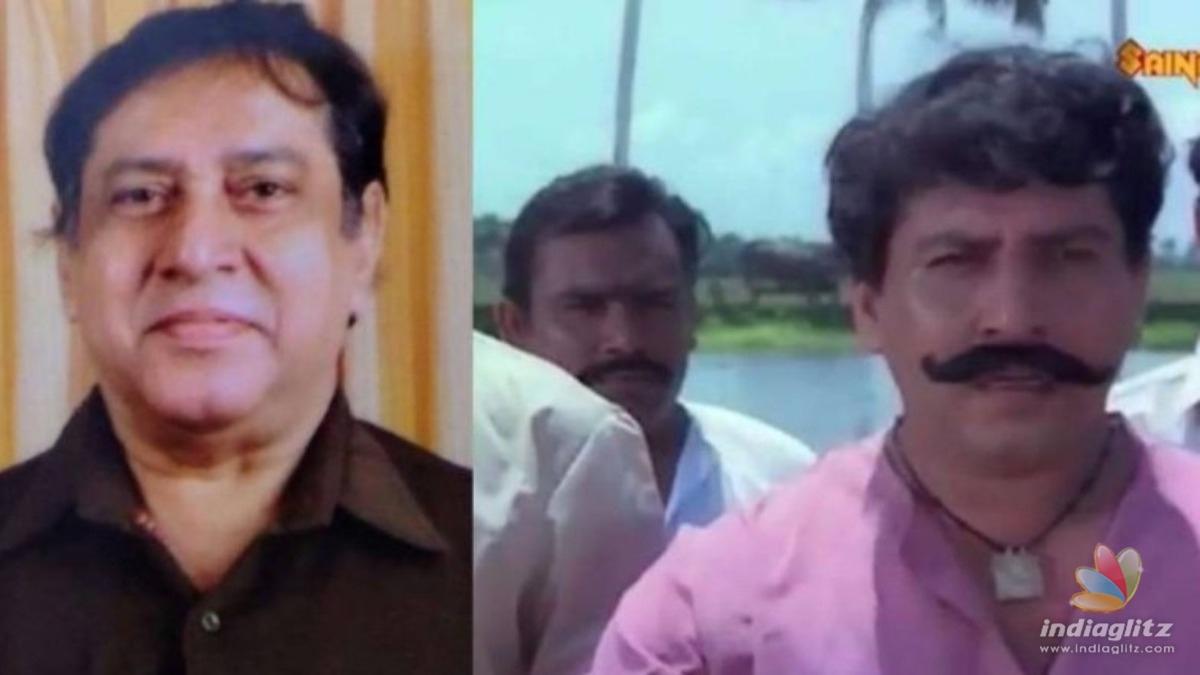 Popular Malayalam actor PC George passes away!