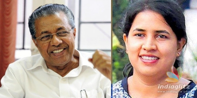 Kerala CM Pinarayi Vijayans daughter to marry Mohammed Riyas