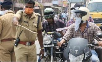 lockdown Man travels 5 kms to buy Ball pins kerala Police punishment