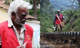 Meet Tamil Nadu's VIRAL postman who walks 15 km everyday to deliver letters