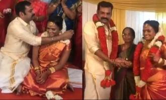 Bigg Boss sensation Pradeep enters wedlock