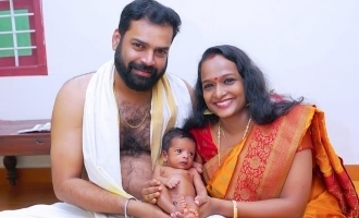 Former Bigg Boss contestant names his baby boy