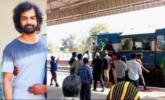 Pranav Mohanlal's 'Hridayam' starts rolling