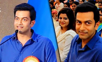 Prithviraj Wins Youth Icon Award!