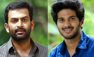 Lockdown: Dulquer's message for Prithviraj goes viral