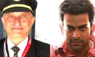 Prithviraj pays tribute to pilot Deepak Sathe