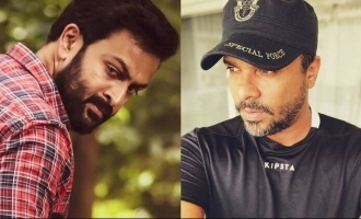 Prithviraj and Ashiq Abu back off from their ambitious movie!