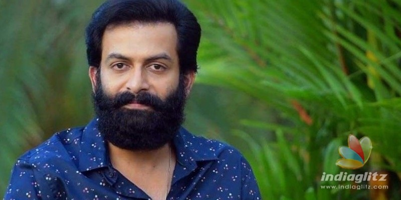 Prithviraj and Indrajith share an emotional note