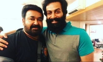 Is Prithviraj a part of Mohanlal's directorial?
